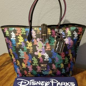 Dooney & Bourke Mickey Mouse 10th Anniversary